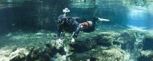 sidemount for open water