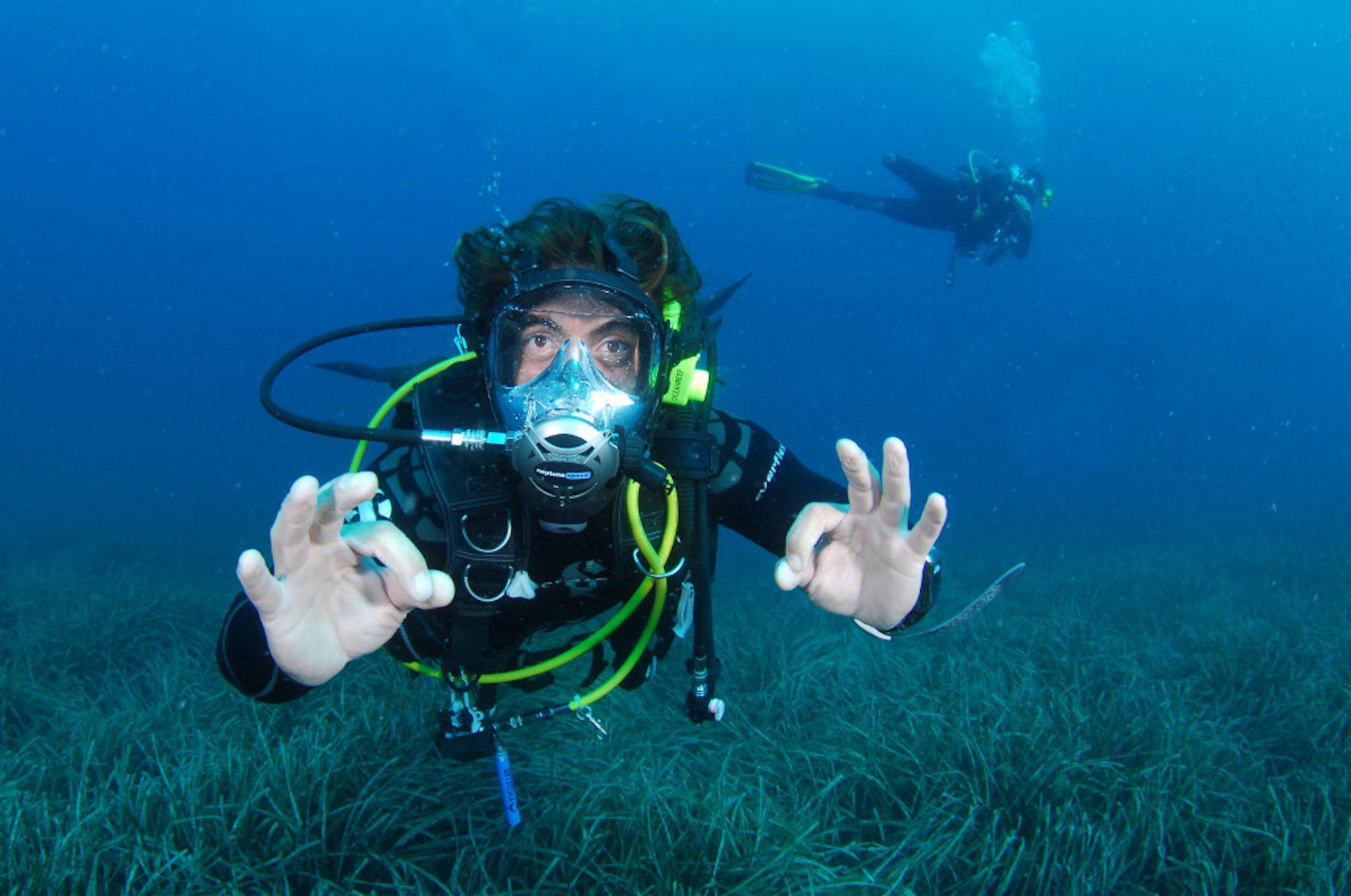 La Maschera Gran Facciale Ocean Reef