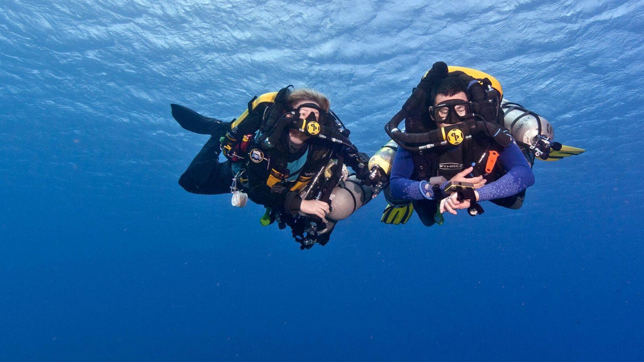 tec 60C closed circuit rebreather
