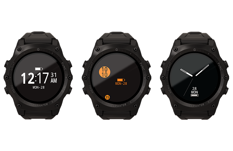 Product Features Watch Faces 1