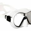 vx1 silicone white arctic lente ultra clear angle web